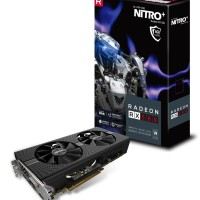 Sapphire Radeon RX 580 Nitro+ 8 GB 256 Bit DDR5