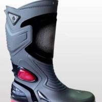 AP Boots MOTO 3 BLACK/RED