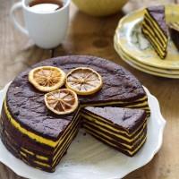 HARUM CAKE LAPIS BALI COKLAT BELANG