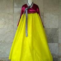 hanbok baju adat / tradisional korea import hambok hanbook handbok