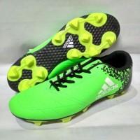 Sepatu Bola Adidas X Techfit Hijau