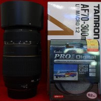 lensa Tamron AF 70-300mm f/4-5.6 Di LD Tele Macro For Canon Nikon