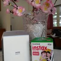 Fujifilm Instax Polaroid Photo Print Service