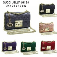 TAS WANITA Gucci Jelly Mini, IMPORT BATAM