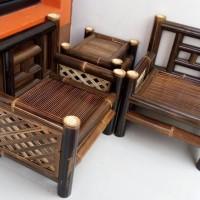 Kursi Bambu Minimalis Harga Ekonomis
