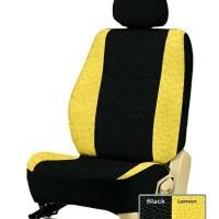 adepe sarung jok mobil sporty avanza 2005 ( black - lemon )