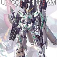Bandai MG 1/100 Gundam Unicorn Full armor