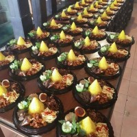 Tumpeng Mini | nasi tumpeng murah | nasi kuning mini