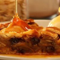 Caramel Apple Pie (Huggie - diameter 24 cm)