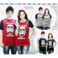 Baju Couple / Kimono Storm Trooper / Kaos Couple / Pabrik Coup