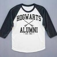 kaos / tshirt / baju Harry Potter Hogwarts Alumni