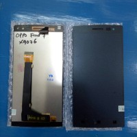LCD OPPO find 7 x9076 complete black