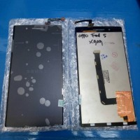 LCD OPPO find 5 x909 complete black