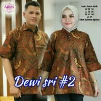 Baju Setelan Sarimbit Batik Modern Dewi Sri #2