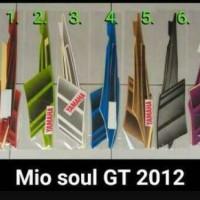 Striping Standar Mio Soul Gt 125 2012-2013