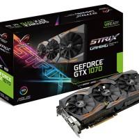 ASUS GTX 1070 STRIX OC 8GB (OC Edition)
