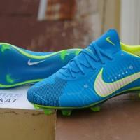 SEPATU BOLA Nike Mercurial Vapor XI NEYMAR - Blue Orbit