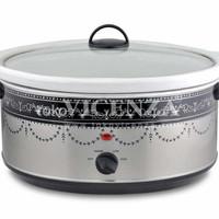 Slow cooker Vicenza 6.5 liter VSC0001