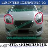 Mata Sipit Mata Cipit Eyelid Alis Lampu Depan Fiber Datsun Go