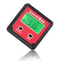 Digital Inclinometer Spirit Level Protractor Angle Gauge Meter Bevel