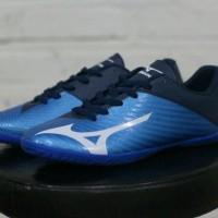 sepatu futsal mizuno 103 original premium blue 39-44 import blue white