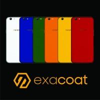 [EXACOAT] Oppo F3 3M Skin / Garskin - True Colors (Red, White, etc)