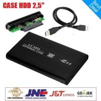 Casing HDD Hardisk 2.5 Inch Sata External Case USB 2.0. Hardisk Laptop
