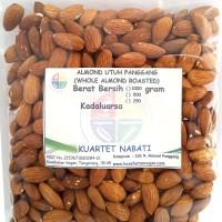 Roasted Almond / Almond Kupas Panggang (500 Gr)