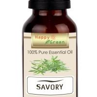 Happy Green Winter Savory Essential Oil (10 ml) Minyak Mountain Savory