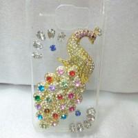 Case Fashion Crystal Samsung Galaxy Note 5 Batu Bling Diamond Casing