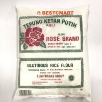 ROSE BRAND TEPUNG KETAN PUTIH / RICE FLOUR 500 GR