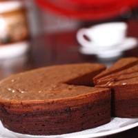 Kue Lapis Legit Bulat HARUM CAKE, Coklat