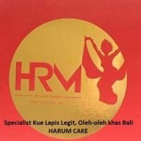 Kue Lapis Legit Bulat HARUM CAKE, KOPI / COFFEE