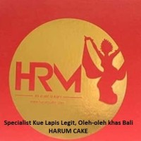 Kue Lapis Legit Bulat HARUM CAKE, GREEN TEA