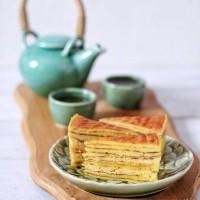 Kue Lapis Legit Bulat HARUM CAKE, KEJU / CHEESE