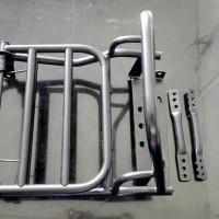 back rack madrid px super excel corsa