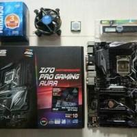 Motherboard Asus Z170 Pro Gaming Aura