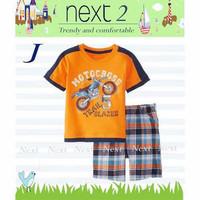 Baju Anak setelan Next 2 (Motorcross )