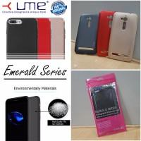 Asus Zenfone Go B 5.0 Ume Emerald TPU Case Soft Case Back Case Cover