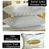 bantal tidur jumbo jesselyn gold ( 2pcs )