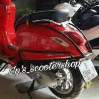 crashbar primavera & new Sprint //aksesoris vespa