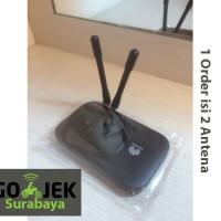 Antena modem Mifi Huawei e5577 xl go 4G all operator warna hitam