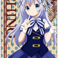 Is the Order a Rabbit? - Chino - Cleaner Cloth