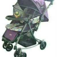 STROLLER BABY PLIKO PARIS 399 UNGU