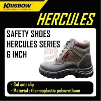 HERCULES 6 INCH - SAFETY SHOES - SEPATU PENGAMAN - KRISBOW