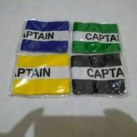 Ban Captain Lengan Kapten Band Olahraga Sepakbola Futsal Murah