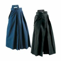 hakama bawahan nya saja, yukata kimono samurai baju tradisional jepang