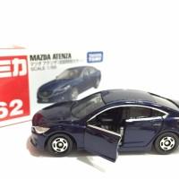 Tomica No 62 MAZDA ATENA Miniatur Mobil Diecast Takara Tomy Reguler