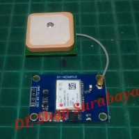 Modul GPS GY-NEO6MV2 Ublox NEO6MV2 GPS module Arduino