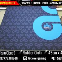 Mousepad Gaming Team Cloud9 || Baju Jaket Aksesoris CSGO Cloud 9 Dota